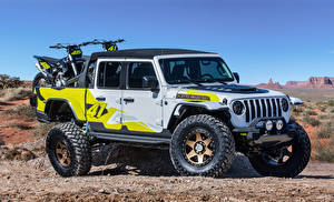 Images Jeep Tuning Pickup SUV 2019-21 Flatbill Cars