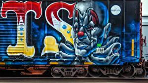 Sfondi desktop Disegnate Graffitismo