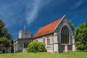 Photo England Church Hampshire, St Peter's Church