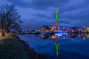 Fotos Niederlande Binnenschiff Boot Kanal Utrecht