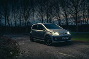 Sfondi desktop Volkswagen Grigio 2020 Volkswagen up! GTI