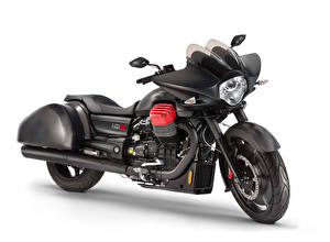 Image White background Black 2015-21 Moto Guzzi MGX-21 Flying Fortress