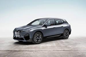 Images BMW Crossover Grey Metallic iX xDrive50 Sport, Worldwide, (i20), 2021 Cars