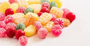 Papel de Parede Desktop Bala (doce) Muitas Doçarias Multicolor Alimentos