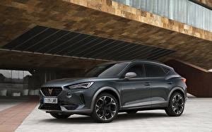 Image Cupra Crossover Grey 2021 Formentor eHybrid Worldwide Cars