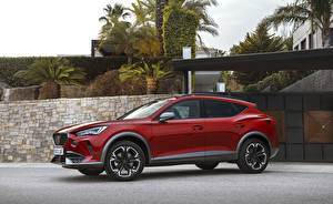 Image Cupra Crossover Red  auto