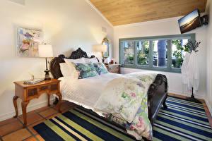 Bilder Innenarchitektur Design Schlafzimmer Bett Lampe