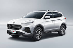 Pictures CUV Chinese JAC Jiayue X7, 2020 auto