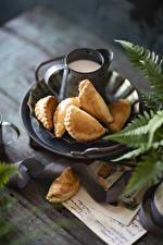 Wallpaper Milk Pastry Boards Mug Food