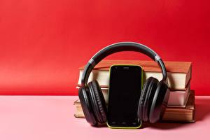 Image Book Headphones Smartphone