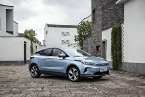 Fonds d'écran Geely 2020-21 Geometry C automobile