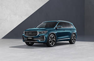 Pictures Geely CUV Chinese 2021 Xing Yue L automobile