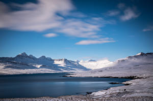 Picture Iceland Mountains