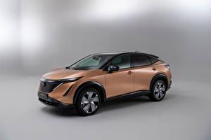 Fonds d'écran Nissan Métallique Crossover Fond gris