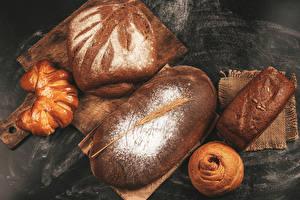 Wallpaper Baking Bread Buns Flour Cutting board Ear botany Food