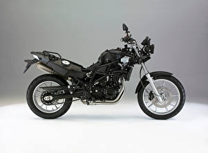 Pictures BMW - Motorcycle Black Side