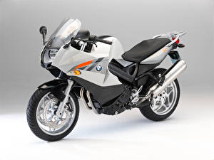 Wallpaper BMW - Motorcycle Silver color