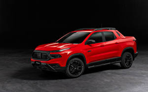 Pictures Fiat Pickup Red Metallic Toro Ultra (226), 2021 automobile