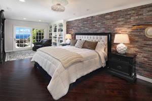 Pictures Interior Design Bedroom Lamp Bed