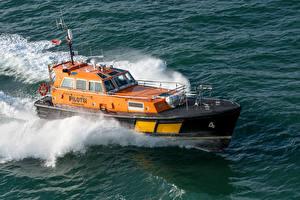 Fondos de escritorio Lancha motora Pilot Vessel Southampton