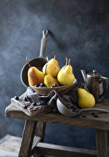Pictures Pears Blueberries Still-life