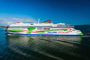 Pictures Ship Helsinki Tallinn Megastar, Tallink, ferry