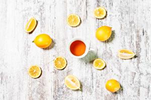 Images Tea Lemons Cup Food