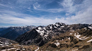 Images Andorra Mountains Pyrenees