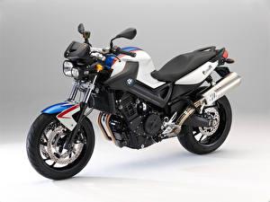 Bilder BMW - Motorrad Weiß