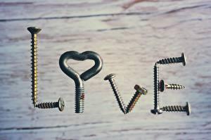 Hintergrundbilder Originelle Liebe Text Englisch Screws