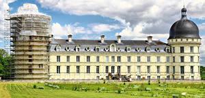 Fotos & Bilder Frankreich Burg  Städte