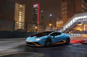 Fotos & Bilder Lamborghini Hellblau Metallisch Coupe  Autos