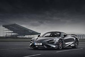 Fotos & Bilder McLaren Grau Metallisch 2020-21 765LT Autos