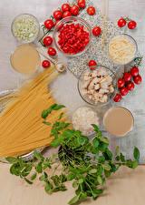 Fotos & Bilder Gemüse Tomate Käse Hühnerfleisch Makkaroni Lebensmittel