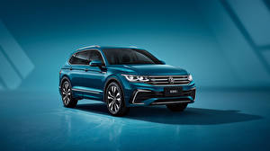 Fotos & Bilder Volkswagen Crossover Metallisch Tiguan L 380 TSI 4MOTION R-Line, (China), 2021 Autos