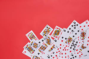 Hintergrundbilder Spielkarte Viel Rosa Hintergrund