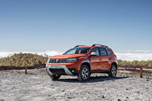Images Dacia CUV Orange Metallic Duster, (Worldwide), 2021 auto