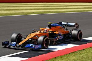 Fonds d'écran McLaren Formule 1 Tuning 2020 MCL35 automobile