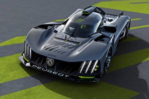 Pictures Peugeot Black Metallic 9X8, 2022 Cars
