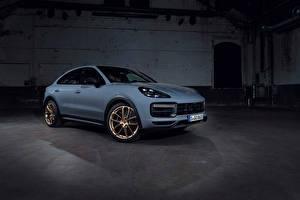 Fotos Porsche Metallisch Cayenne Turbo GT, (Worldwide), 2021