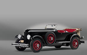 Bilder Antik Seitlich DuPont Model G LeMans Speedster, 1930 auto