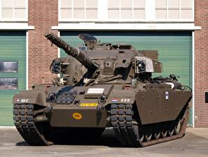 Pictures Tank Front British Centurion Army