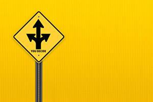 Fonds d'écran Flèche (symbole) Arrière-plan coloré sign