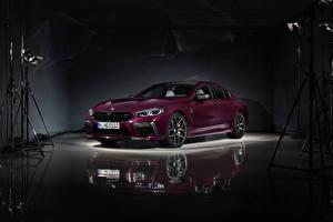 Sfondi desktop BMW Bordeaux colore