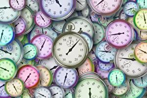 Desktop hintergrundbilder Zifferblatt Uhr Viel Textur stopwatch