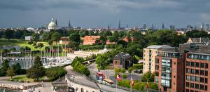 Picture Denmark Copenhagen Building Berth Cities