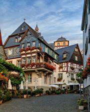 Bakgrunnsbilder Tyskland Hus Gate Design Beilstein en by