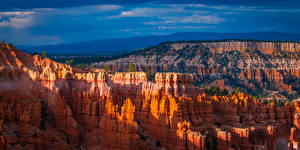 Picture USA Park Canyon Crag Bryce Canyon National Park