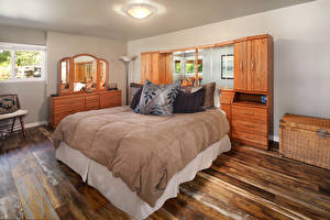 Desktop wallpapers Interior Design Bedroom Bed