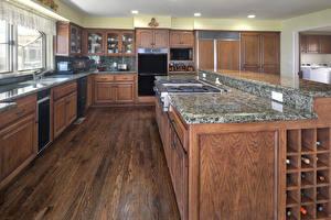 Desktop hintergrundbilder Innenarchitektur Design Küche Tisch